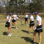 Girls Varsity Golf finishes 1st place at Meet @ Pebble Creek Golf Course – Becker
