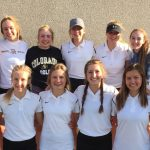 Girls Varsity Golf finishes 1st place at Invitational @ Monticello Country Club