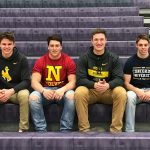 Four Bison Commit on National Signing Day