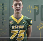 Poncius Commits to NDSU (Video)