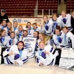 Bison Girls Hockey are 2018 Schwan's Cup Champs! (Photo and Video Highlights)