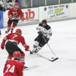Boys Hockey Beats Monticello 7-0. (Video and Pictures)