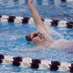Bison Boys Swimming Beats Princeton 96-78 (Photos)