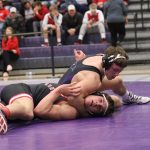 Bison Wrestling Places 6th at Buffalo Invite (Photos)