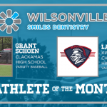 And the May Athlete of the Month is….
