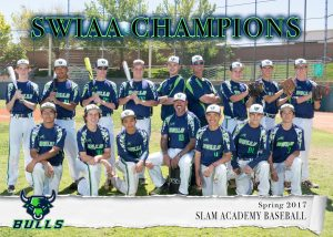 SLAM bulls baseball tournament summer 2017