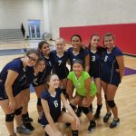 Girls Varsity Volleyball beats Green Valley Christian 3-2