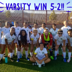 Girls Soccer Posts Win at Doral