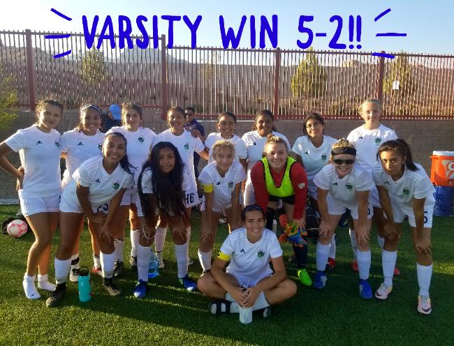 Girls Soccer Posts Win at Doral