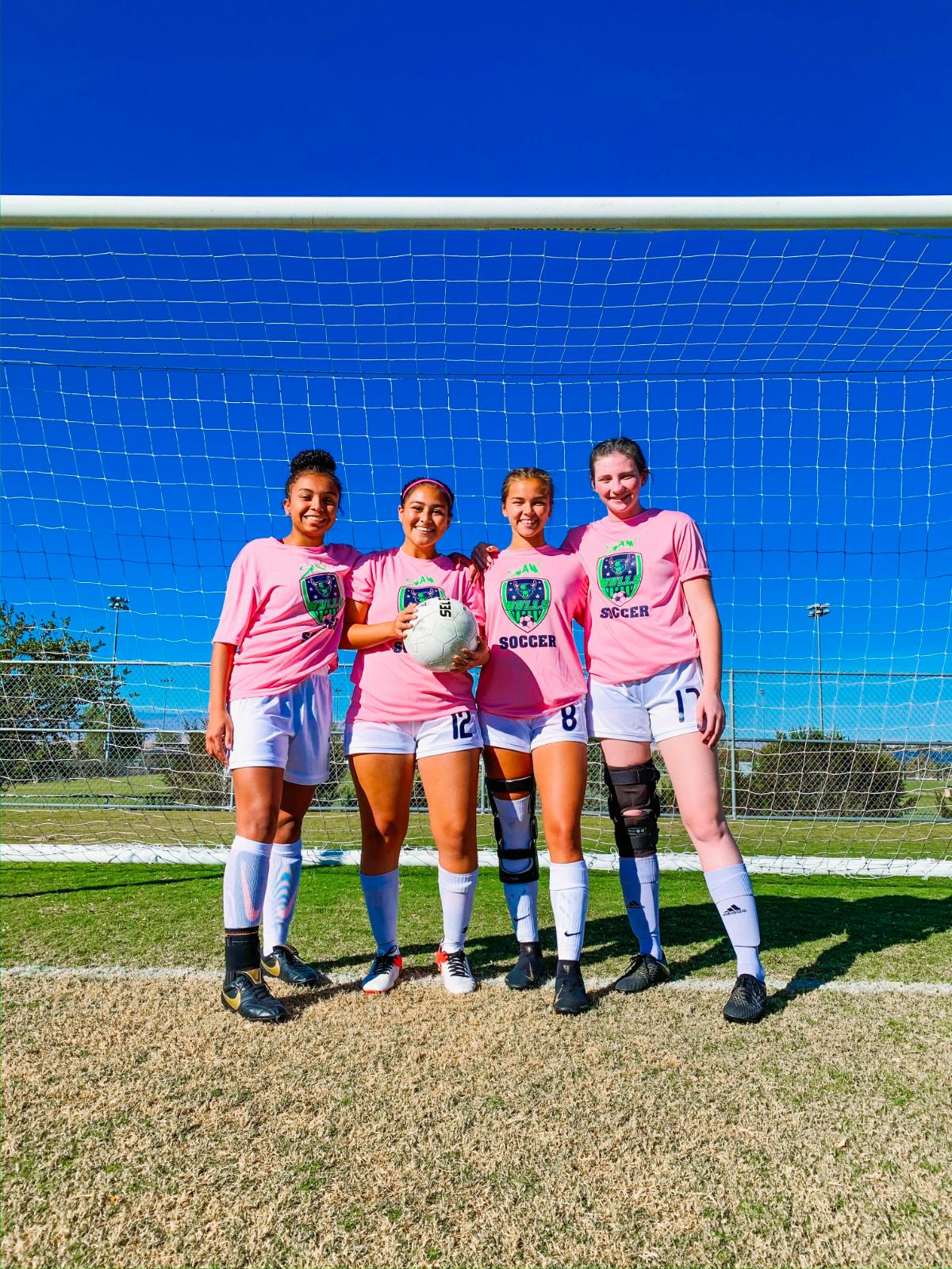 Women's Soccer Senior Night