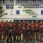 W. Volleyball – 2017 Gator Classic Champs!