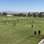 Girls Varsity Soccer beats Centennial 4 – 2