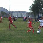Girls Junior Varsity Soccer beats Desert Oasis 7 – 0