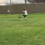 Girls Freshman Soccer beats Rancho 0 – 9