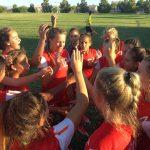 Girls Junior Varsity Soccer beats Palo Verde 2 – 0
