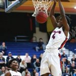 Cougars dominate Falcons