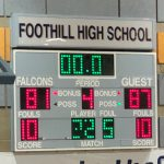 Cougars drop Foothill