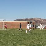 Girls Freshman Soccer beats Foothill 4 – 1
