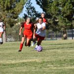 Girls Varsity Soccer beats Southeast Career Tech Academy 6 – 1