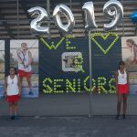 Coronado Ladies Celebrates Senior Night with a 16-2 Victory over Spring Valley