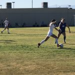 Girls Varsity Soccer vs Basic 8 – 0