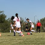 Girls Varsity Soccer beats Spring Valley 9 – 1