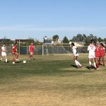 Girls Freshman Soccer beats Foothill 6 – 1