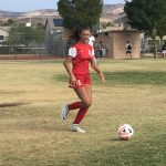 Girls Freshman Soccer vs Liberty 9 – 0