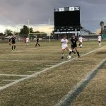 Girls Varsity Soccer ties Green Valley 0 – 0