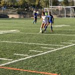 Girls Junior Varsity Soccer beats Bishop Gorman 4 – 0