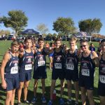 Boys Varsity Cross Country finishes 3rd place at Region Championships @ Veteran's Memorial Park