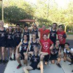 Boys Junior Varsity Cross Country finishes 3rd place at Silvarado ,SECTA, Coral Academy, Sloan Canyon, Coronado @ Sonata Park