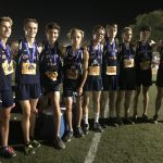 Boys Varsity Cross Country finishes 6th place at Woodbridge Invitational @ Norco, CA   9/20-21/2019