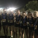 Girls Varsity Cross Country finishes 1st place at Cross Country @ Woodbridge Invitational – Norco, CA