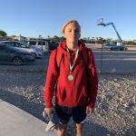 Boys Varsity Cross Country finishes 3rd place at O'Dea FroshSoph Meet @ Desert Breeze Park