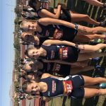 Girls Varsity Cross Country finishes 1st place at Divisionals