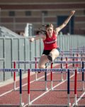 Girls Varsity Track finishes 1st place at CHS Track Meet #3