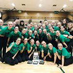 Hillcrest Drill Team wins Region Title