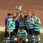 Boys Soccer wins Davis Cup!
