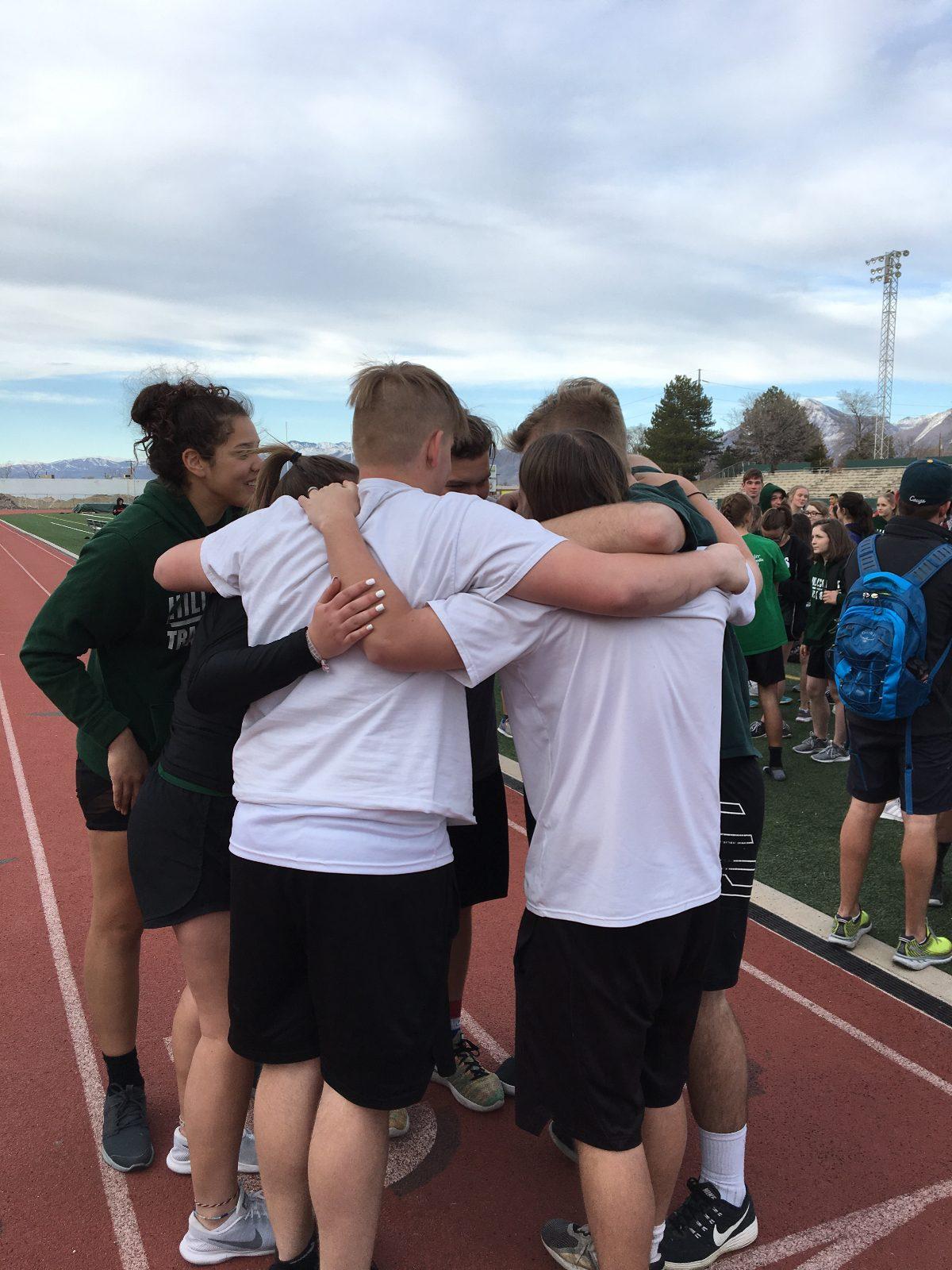 Track & Field wins Tri-Meet!