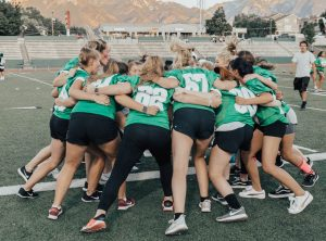 Powder Puff Football Game 9/18