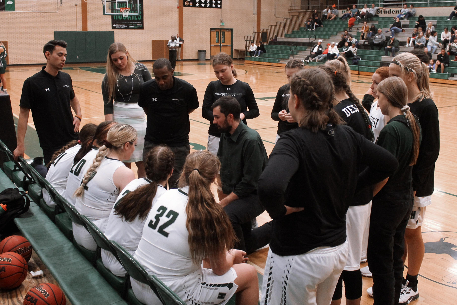 Lots of success for Hillcrest Women's Basketball Team!