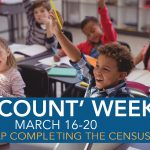 'We Count' Week Census Survey