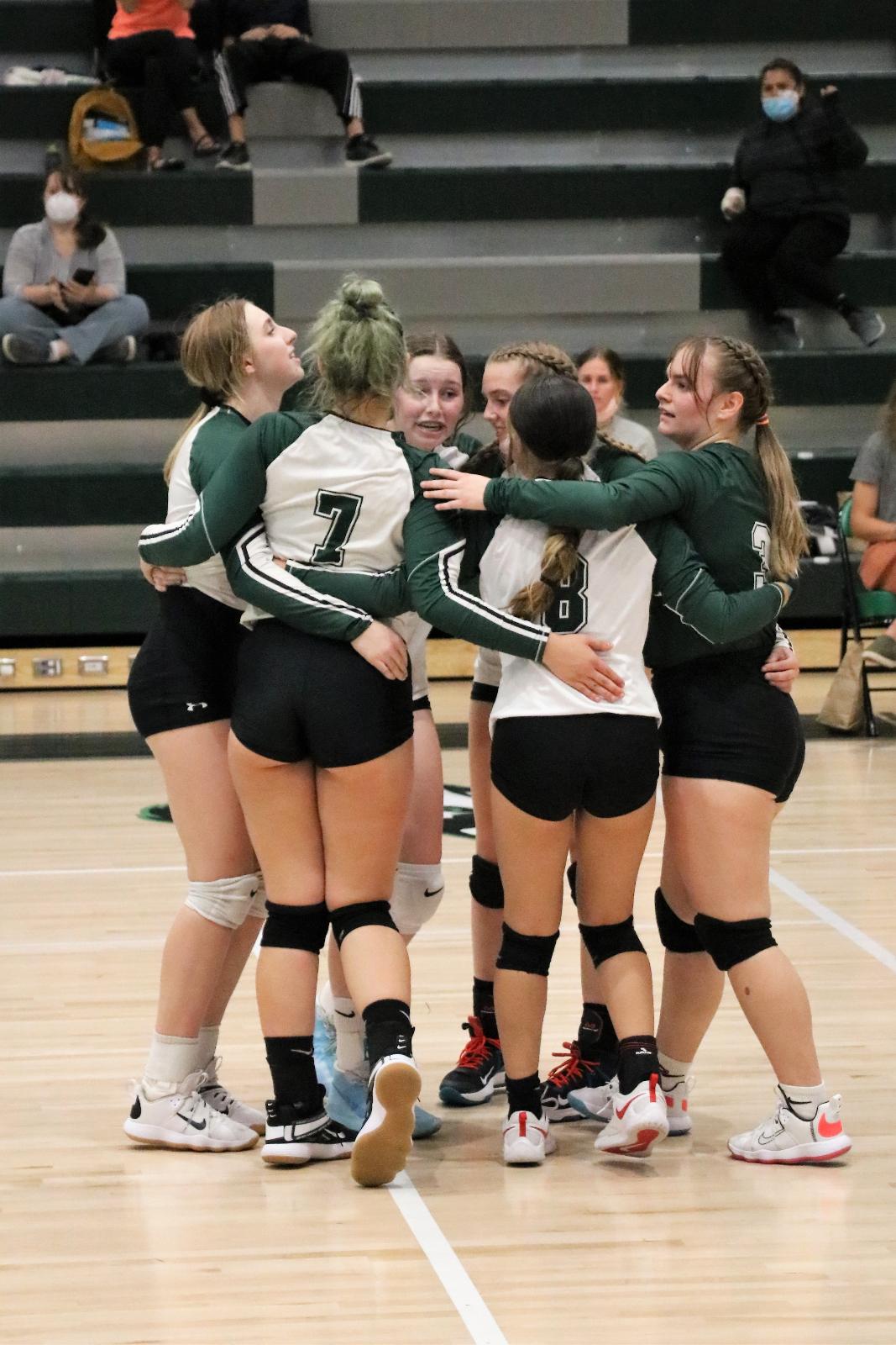 Varsity Volleyball – 10/13