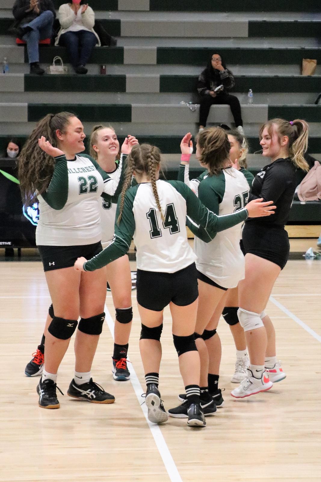 """Volleyball """"Senior Night"""""""