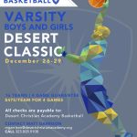 Desert Holiday Classic 2018