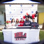 Aysia Johnson signs with BIOLA University
