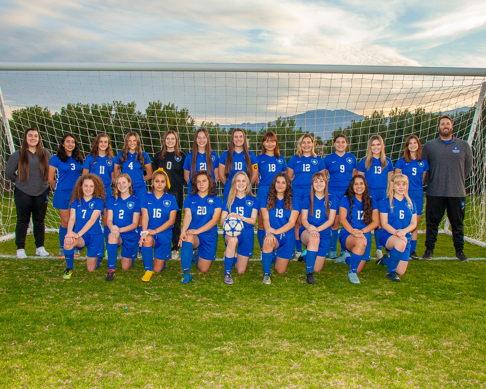 All League Awards – Girls Soccer