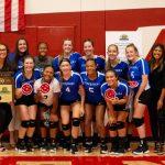 Varsity Girls Volleyball CIF Championship
