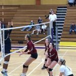 Fry Leads Lady Cavemen in First Round Sectional Win
